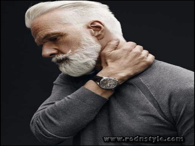 Haircuts For Older Men 6
