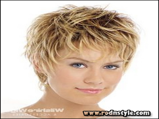 Haircuts For Thick Coarse Hair 1