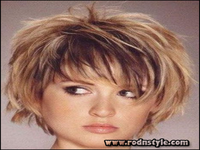 Haircuts For Thick Coarse Hair 7