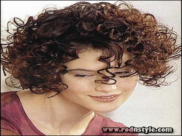 Haircuts For Thick Curly Frizzy Hair 1