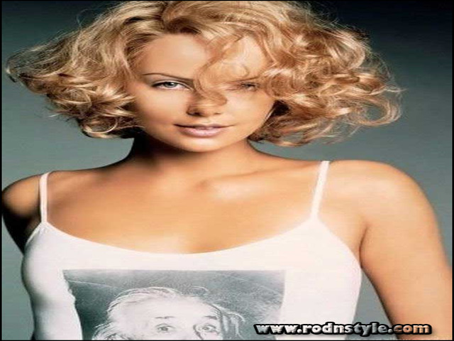 Haircuts For Thick Curly Frizzy Hair 5