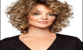 Haircuts For Thin Curly Hair 10