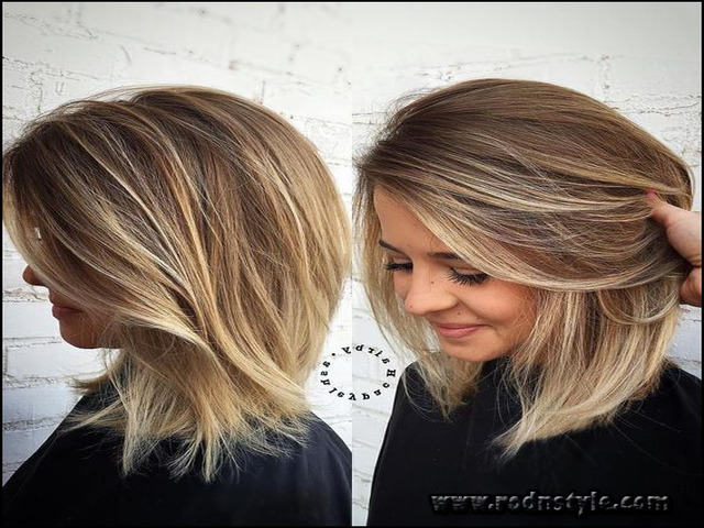 Hairstyles And Colors For Medium Length Hair 1