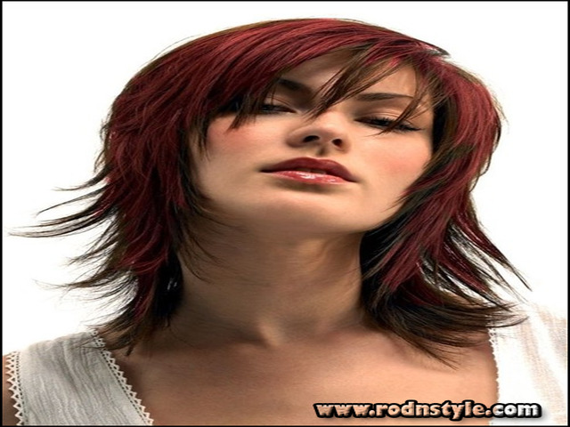 Hairstyles And Colors For Medium Length Hair 11