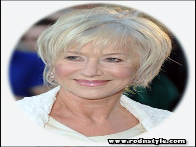 Hairstyles For 60 Year Old Woman 6