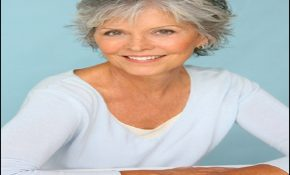 Hairstyles For Gray Hair Over 60 1