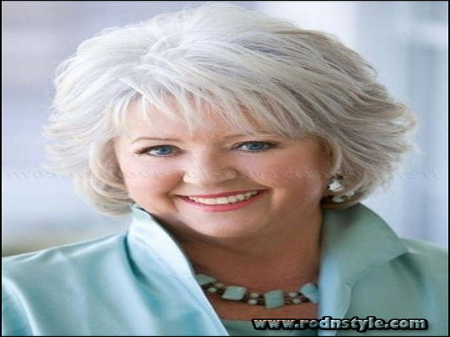 Hairstyles For Gray Hair Over 60 11