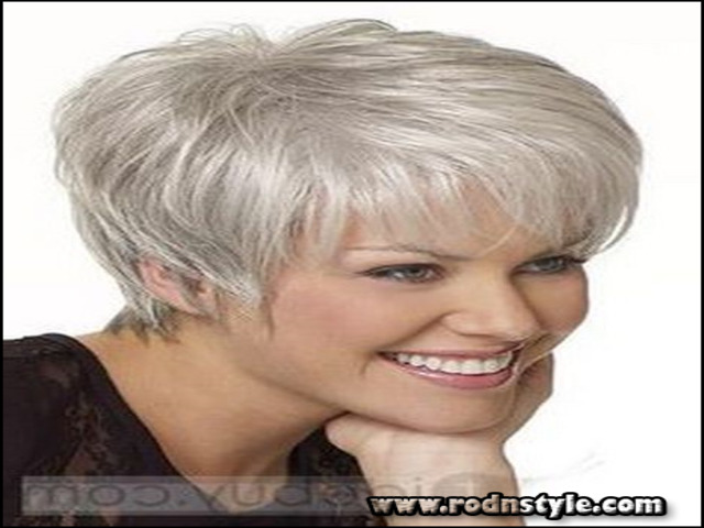 Hairstyles For Grey Hair Over 60 2