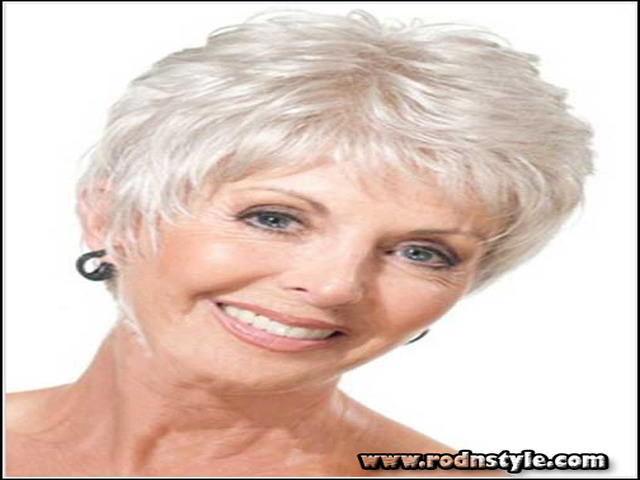 Hairstyles For Ladies Over 60 0