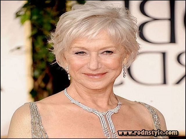 Hairstyles For Ladies Over 60 10