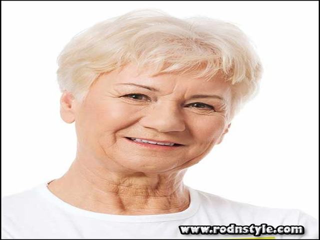 Hairstyles For Ladies Over 60 11