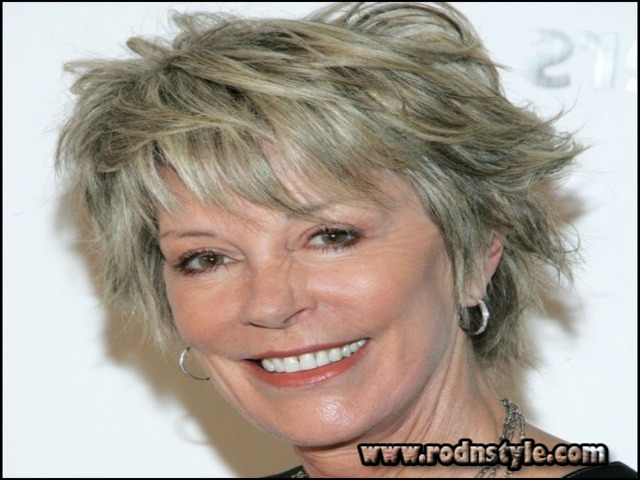 Hairstyles For Older Women With Fine Hair 0