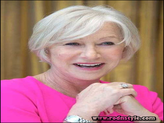 Hairstyles For Older Women With Fine Hair 12