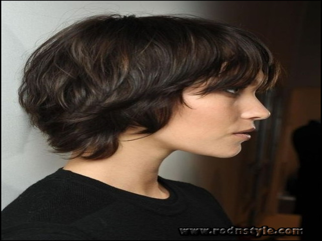 Hairstyles For Shorter Hair 11