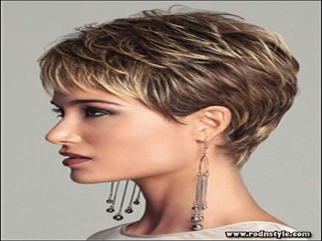 Hairstyles For Shorter Hair 7