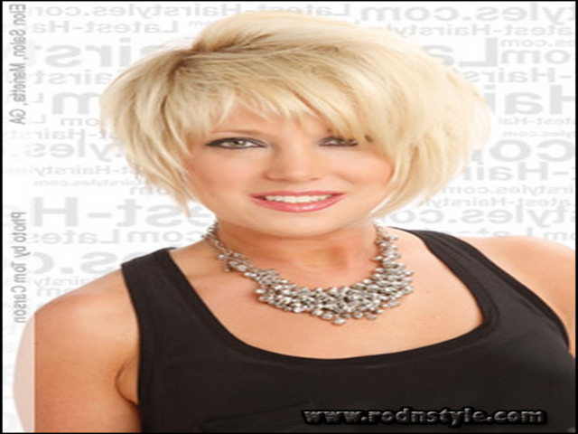 Hairstyles For Thin Fine Hair Over 50 9
