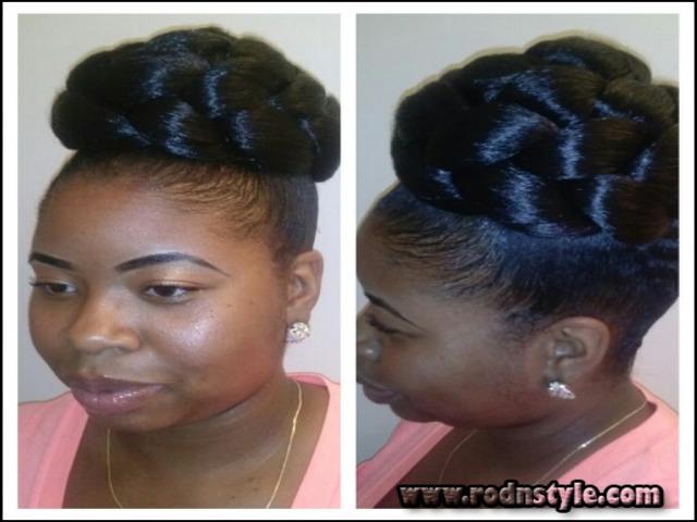 Hairstyles With Jumbo Braiding Hair 8