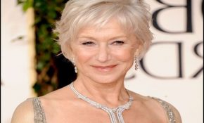 Short Haircuts For Mature Ladies 1