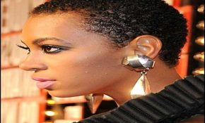 Short Haircuts For Natural Black Hair 10