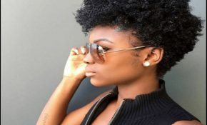 Short Haircuts For Natural Black Hair 9
