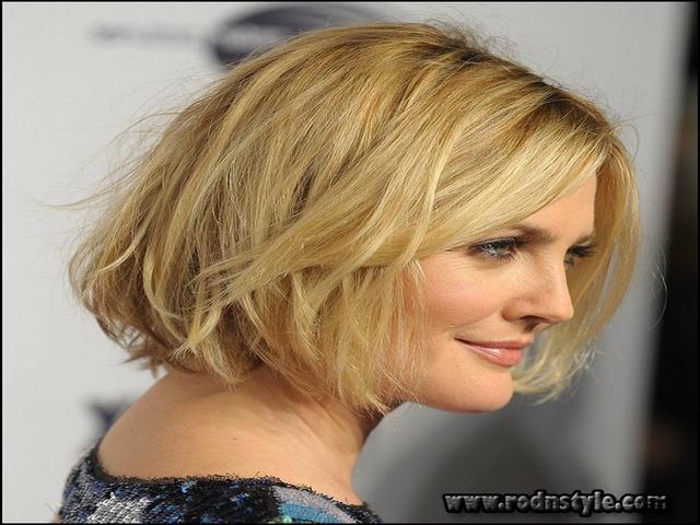 Layered Bob Haircuts For Fine Hair 4