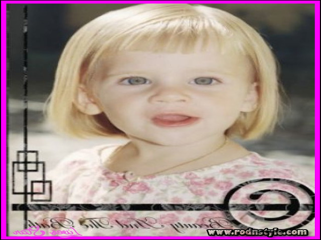 Little Girl Haircuts Fine Hair 10