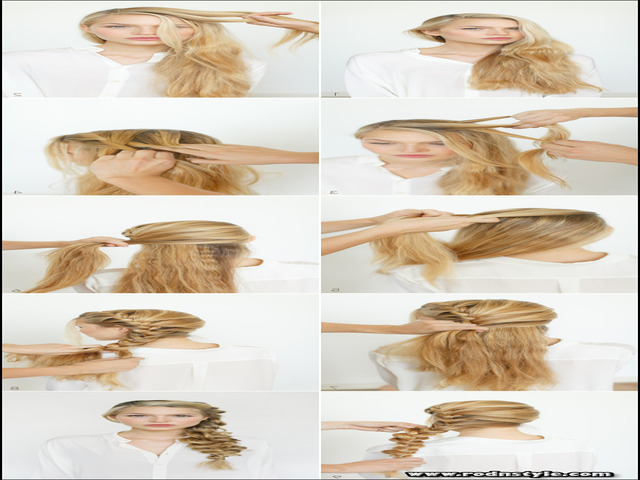 Make Your Own Hairstyle 10