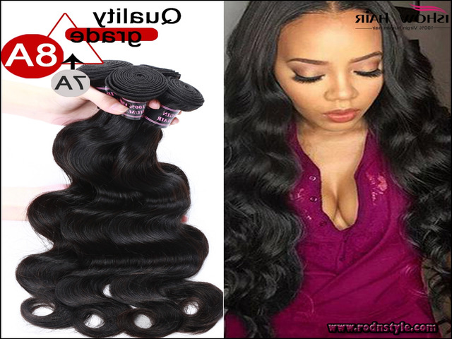 Peruvian Body Wave Hairstyles 8