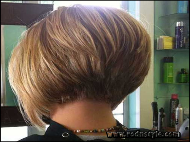Pictures Of Short Bob Haircuts 0