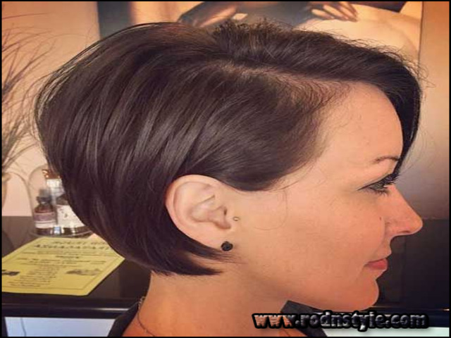 Pictures Of Short Bob Haircuts 1