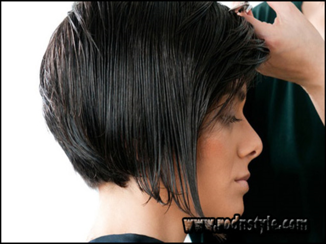 Pictures Of Short Bob Haircuts 10