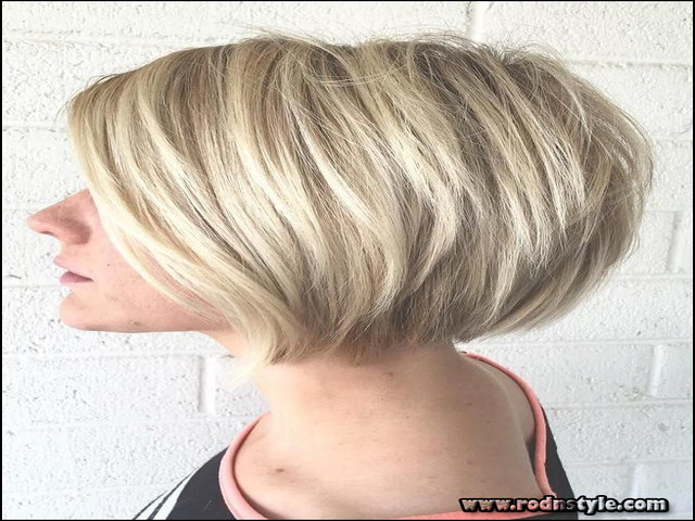 Pictures Of Short Bob Haircuts 13