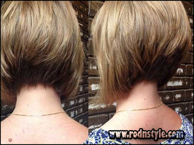 Pictures Of Short Bob Haircuts 2