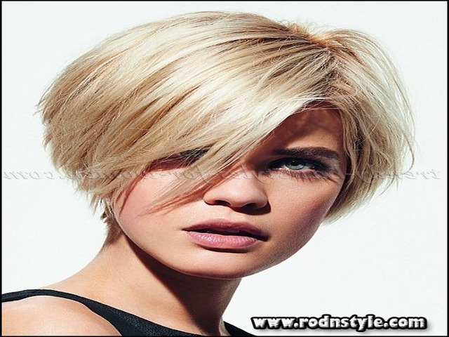Pictures Of Short Bob Haircuts 5