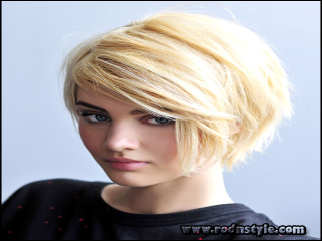 Pictures Of Short Bob Haircuts 7