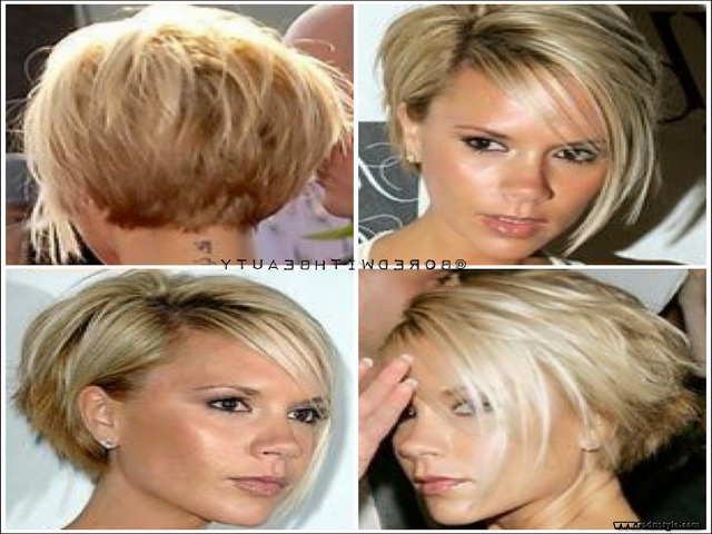 Pictures Of Short Haircuts Front And Back 10