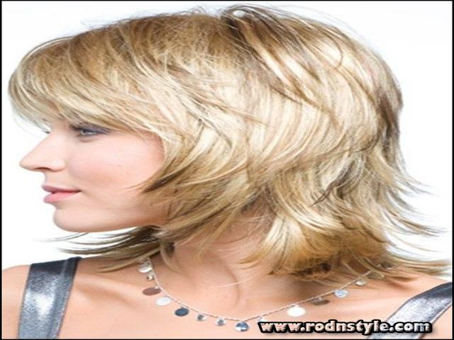 Shag Haircuts For Thick Hair 6