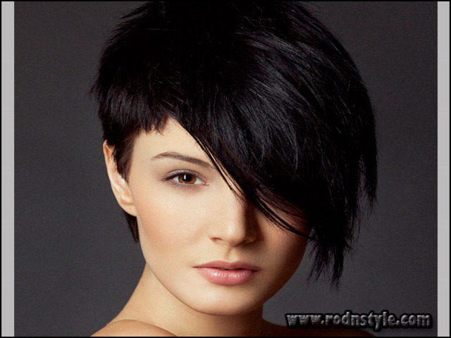 Short Asymmetrical Haircuts For Fine Hair 12