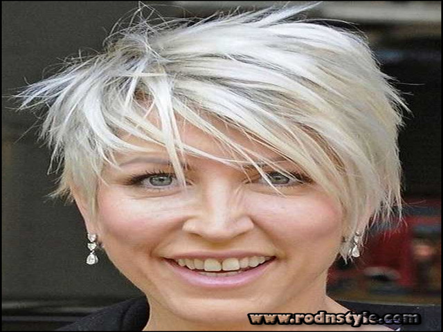 Short Choppy Hairstyles For Over 50 0