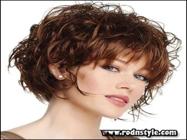 Image for Why You Should Spend More Time Thinking About Short Haircuts For Curly Hair 2015