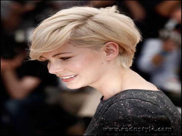 Short Haircuts For Thinning Hair 8