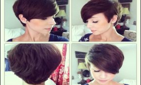 Short Haircuts Front And Back 0