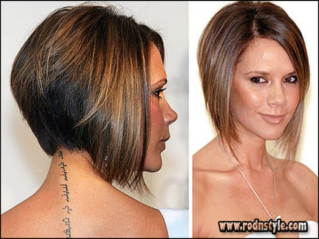 Short Haircuts Front And Back 12