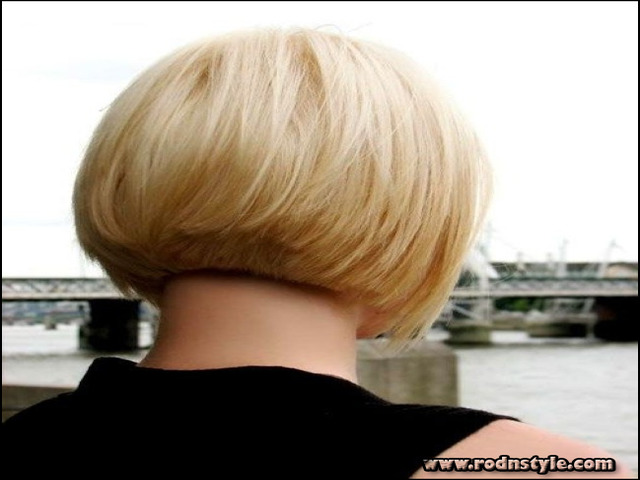 Short Haircuts Front And Back 7
