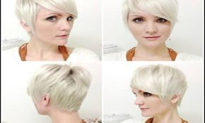 Short Haircuts Front And Back 8