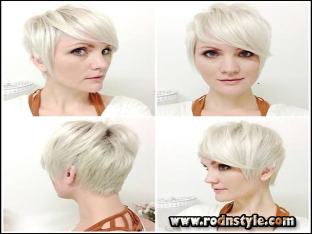 Image for 20 Insightful Quotes About Short Haircuts Front And Back