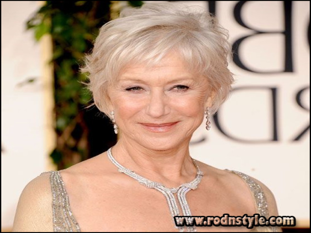 short-hairstyles-for-seniors-6 Are You Getting the Most Out of Your Short Hairstyles For Seniors?