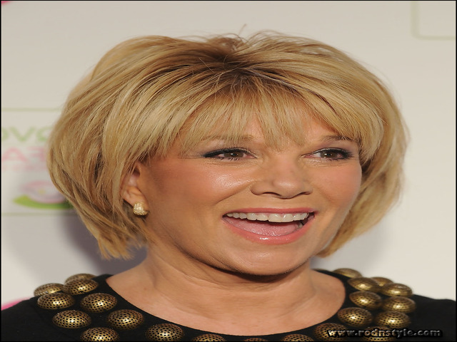 Short Hairstyles For Thin Hair Over 50 12