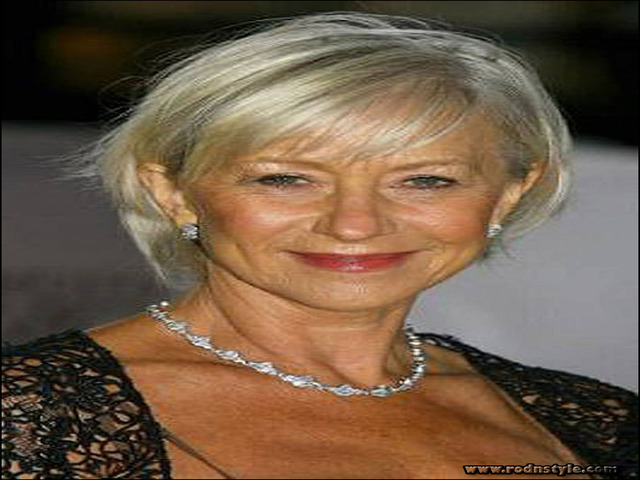 Short Hairstyles For Thin Hair Over 50 4