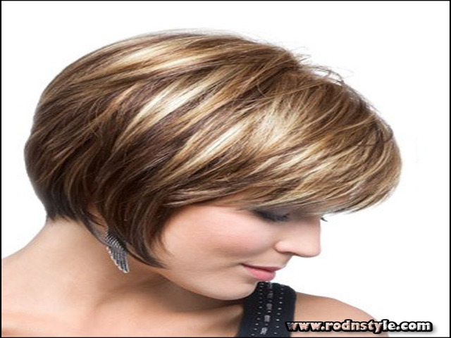 Short Hairstyles With Highlights And Lowlights 0